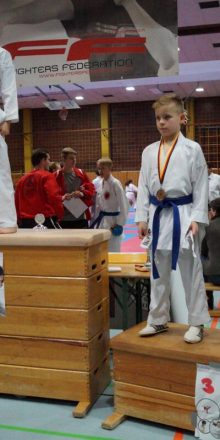 Karate Team aus Wiesloch nimmt Fahrt auf