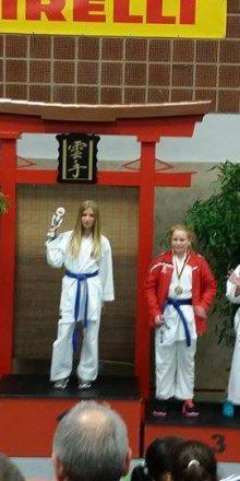 Bronze beim Top Fighter Karate Cup 2015