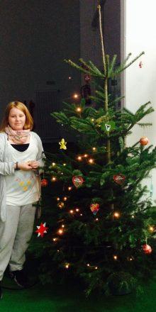Weihnachtszeit im Karate Centrum Rhein-Neckar