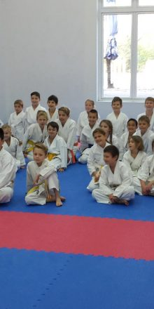 Karate Fördertraining des Landesverbandes in Wiesloch