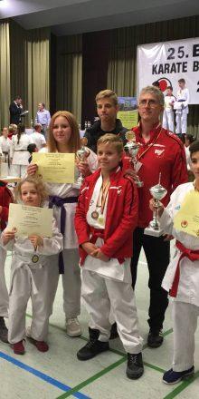Karate Nachwuchs im Aufwind