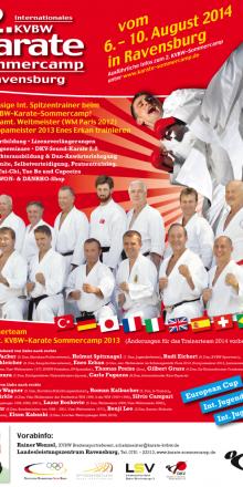 Karate Highlight in Ravensburg