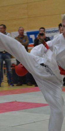 11 Medaillen für Karate Nachwuchs