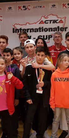 Volles Programm beim Westerwald Cup