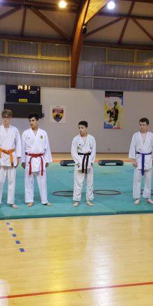 Rhein-Neckar Karateka zu Gast in Frankreich