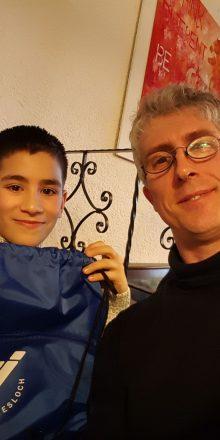 Karate Landes- und Deutsche Meister bei TSG Meisterschaftsfeier