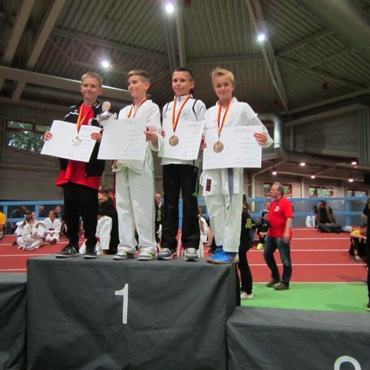 Deutsche Meisterschaft der Schüler