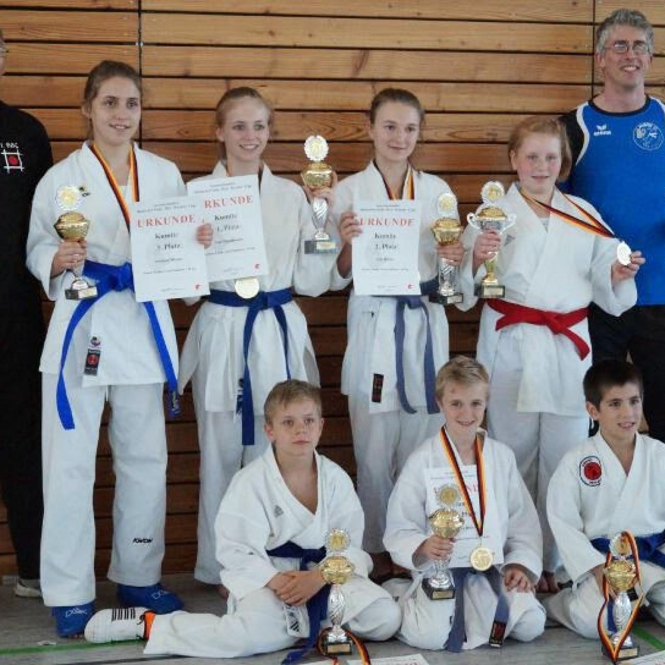 Internationaler Deutscher Goju Ryu Cup